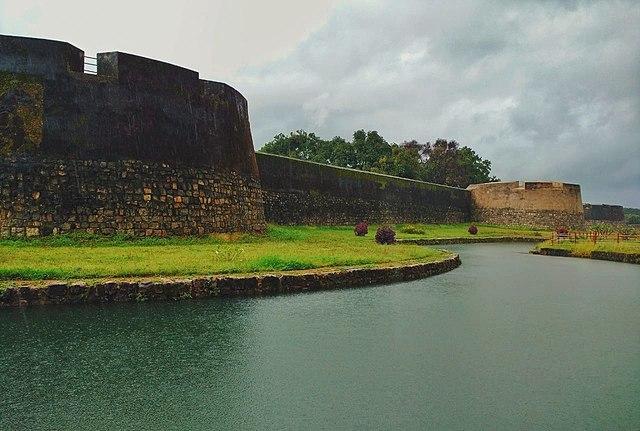 Tipu sultan fort palakkad