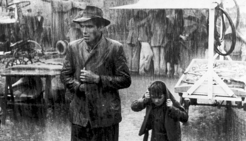 Bicycle Thieves (1948, Italy)